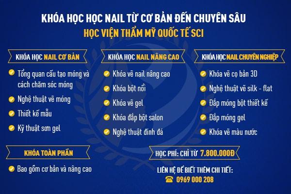 Đặc điểm nail lì - hoidapnails.com