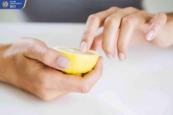Mẫu ombre nail - hoidapnails.com