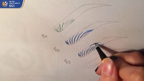 Học điêu khắc lông mày có khó không - hoidapnails.com