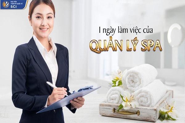 Học cách quản lý spa - hoidapnails.com