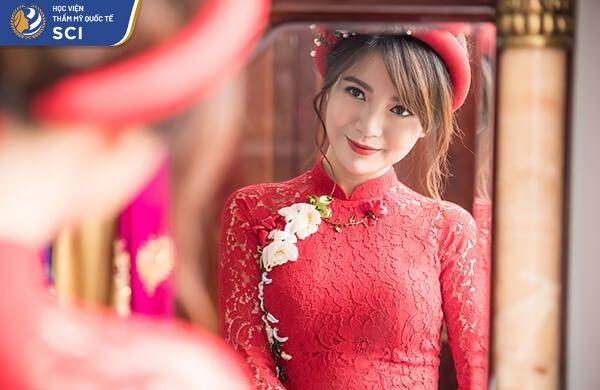 học make up cô dâu  - hoidapnails.com
