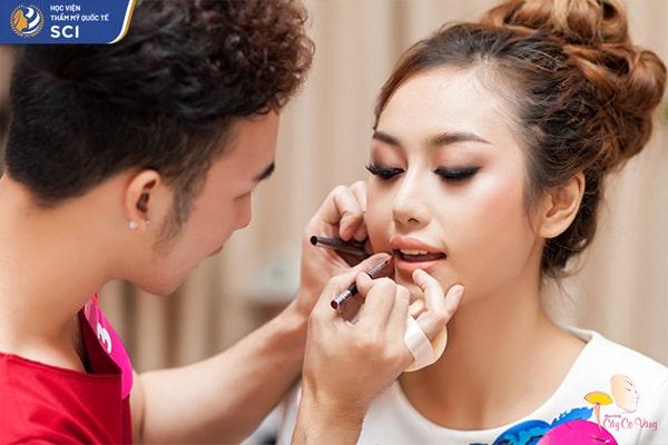 học make up - hoidapnails.com