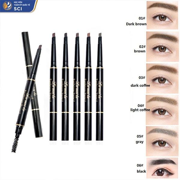 Make up đơn giản đi học - hoidapnails.com