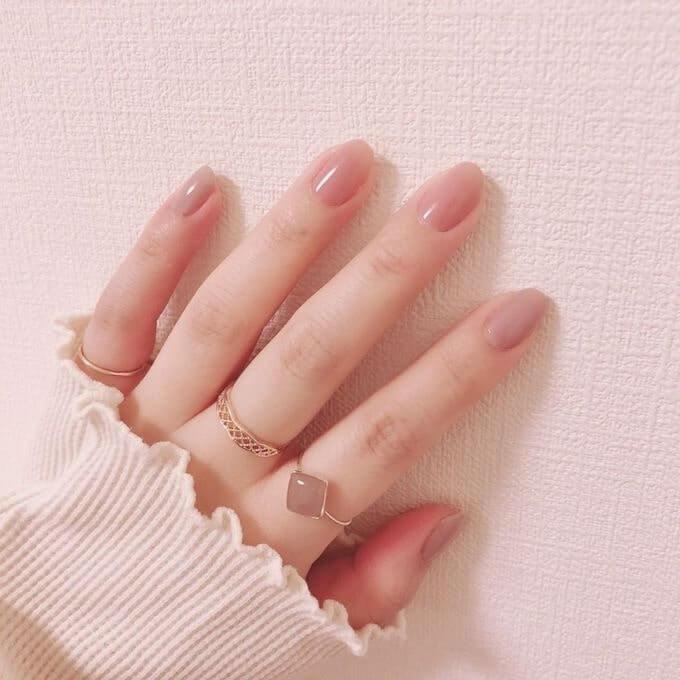 mẫu nail đơn giản mà đẹp - hoidapnails.com