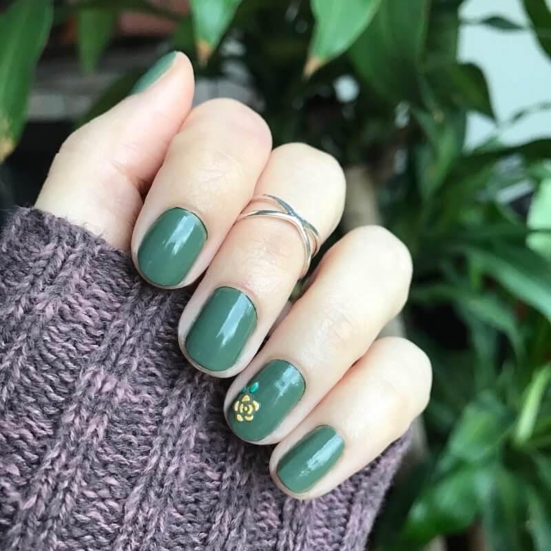 các mẫu nail đẹp đơn giản - hoidapnails.com